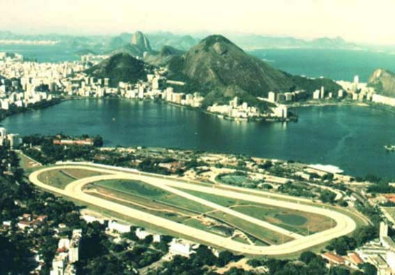 The Hipódromo da Gávea