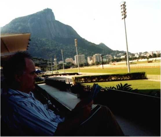 LUIZ EDUARDO LAGES in the Jockey Club Brasileiro